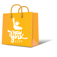 New York City Shopping Bag Image