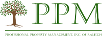 Professional Property Management, Inc. of Raleigh logo